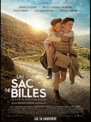 Affiche du film UN SAC DE BILLES