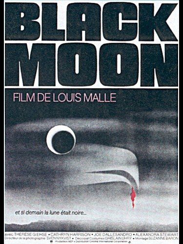Affiche du film BLACK MOON