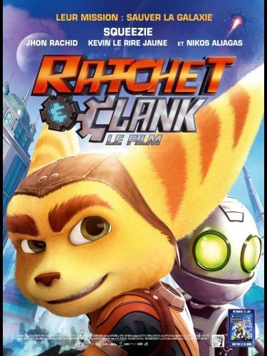 Affiche du film RATCHET ET CLAN