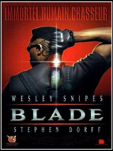 Affiche du film BLADE - BLADE