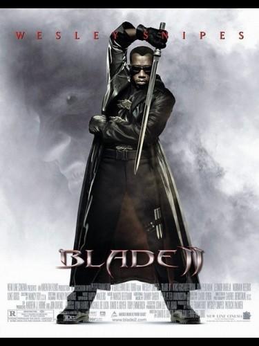Affiche du film BLADE 2 - BLADE 2
