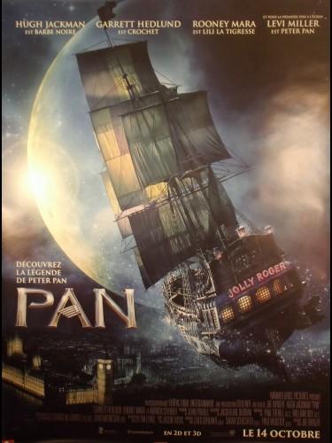 Affiche du film PAN - PETER PAN