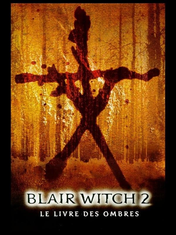 Affiche du film BLAIR WITCH 2 (LE LIVRE DES OMBRES)