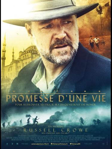 Affiche du film LA PROMESSE D'UNE VIE - Titre original : THE WATER DIVINER