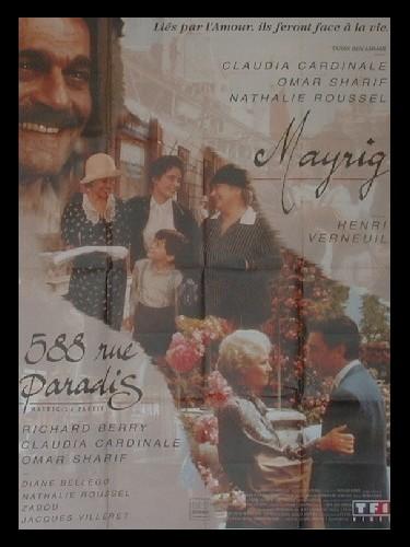 Affiche du film 588 RUE DU PARADIS (MAYRIG 2EME PARTIE)