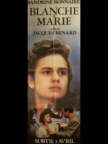Affiche du film BLANCHE ET MARIE (SANDRINE BONNAIRE)
