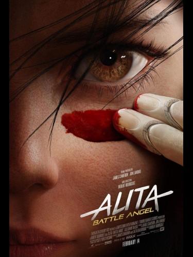 Affiche du film ALITA
