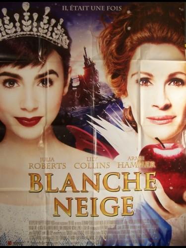 Affiche du film BLANCHE NEIGE