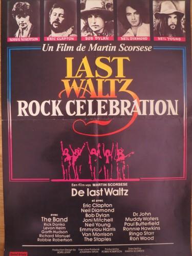Affiche du film LAST WALTZ - LAST WALTZ