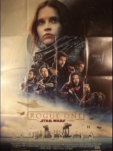 Affiche du film STAR WARS - ROGUE ONE -
