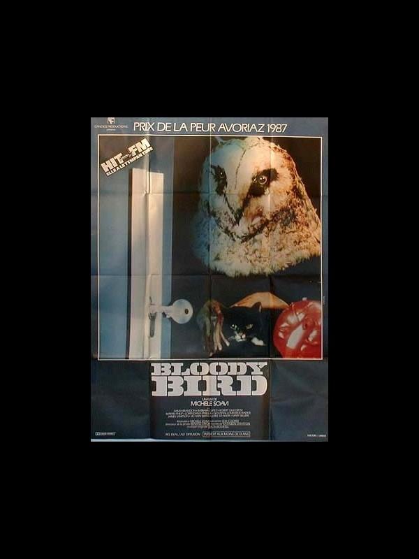 Affiche du film BLOODY BIRD