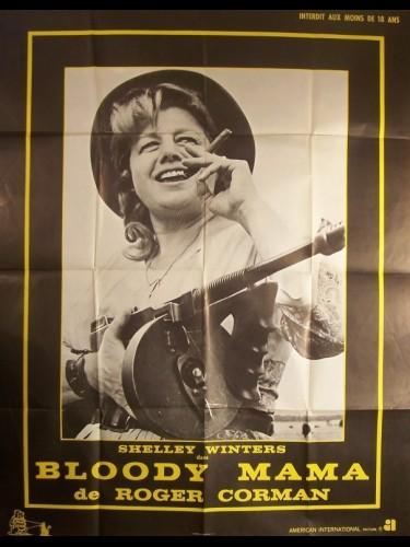 Affiche du film BLOODY MAMA