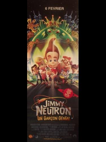 Affiche du film JIMMY NEUTRON