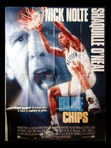 Affiche du film BLUE CHIPS