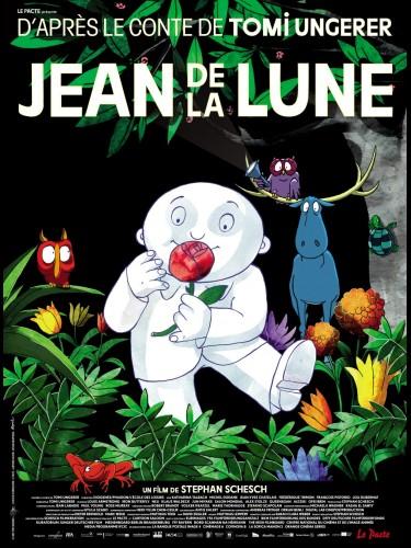 Affiche du film JEAN DE LA LUNE - Titre original : DER MONDMANN