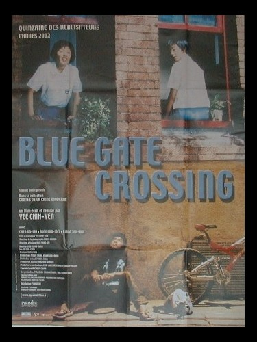 Affiche du film BLUE GATE CROSSING