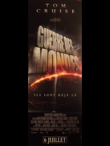 Affiche du film LA GUERRE DES MONDES - Titre original : WAR OF THE WORLD