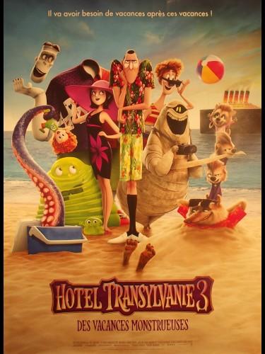 Affiche du film HOTEL TRANSYLVANIE 3