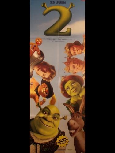 Affiche du film SHRECK 2