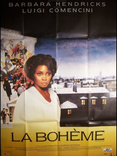 Affiche du film BOHEME (LA)