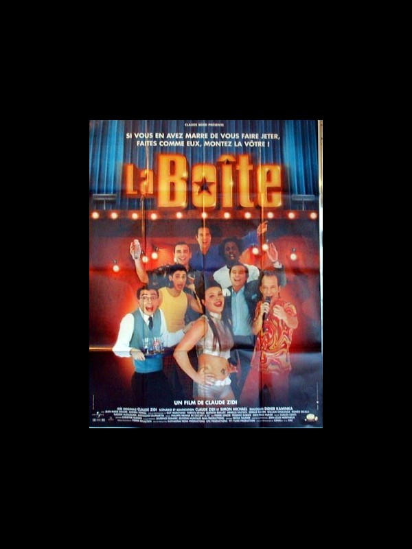 Affiche du film BOITE (LA)