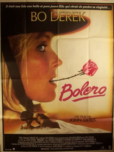 Affiche du film BOLERO