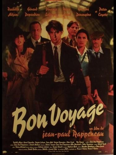 Affiche du film BON VOYAGE