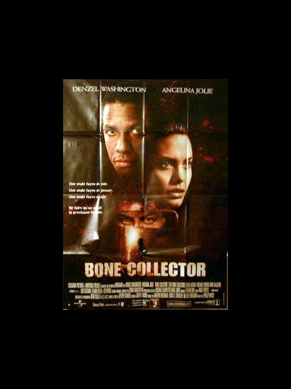 Affiche du film BONE COLLECTOR