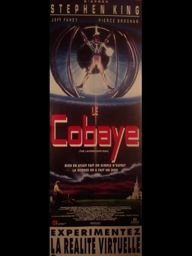 Affiche du film LE COBAYE - Titre original : THE LAWNMOWER MAN