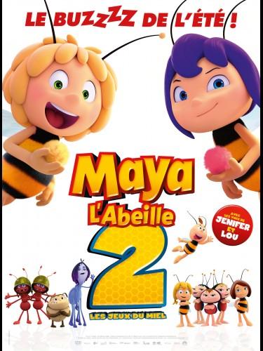 Affiche du film MAYA L'ABEILLE 2