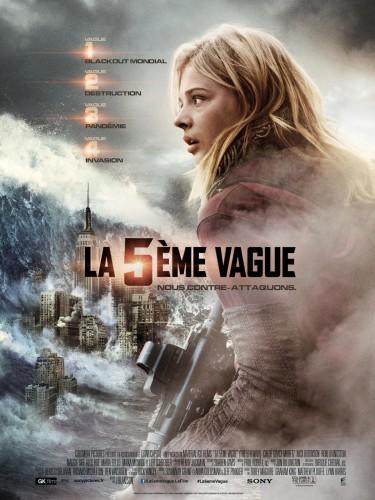 Affiche du film LA CINQUIEME VAGUE