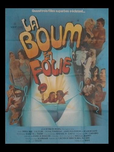 Affiche du film BOOM EN FOLIE (LA)