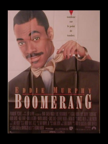 Affiche du film BOOMERANG