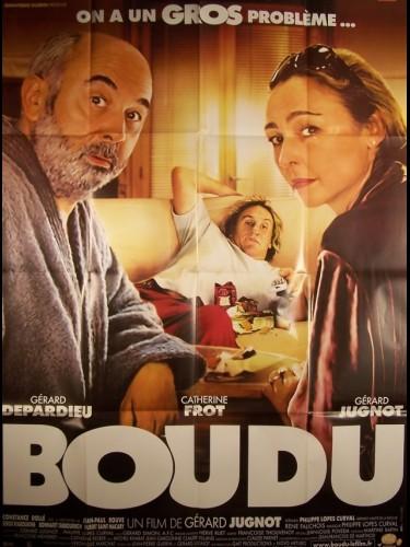 Affiche du film BOUDU