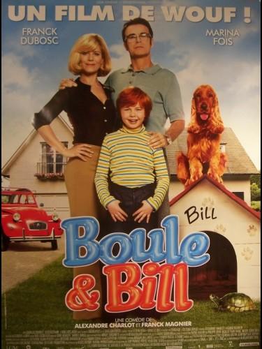 Affiche du film BOULE ET BILL - MARINA FOIS