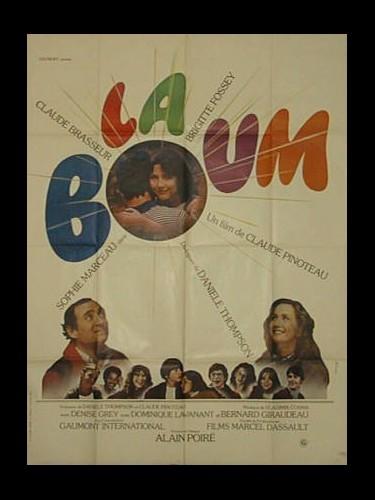 Affiche du film BOUM (LA)