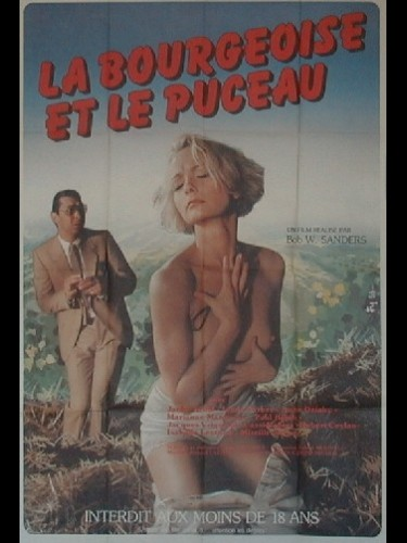 Affiche du film BOURGEOISE ET LE PUCEAU (LA)