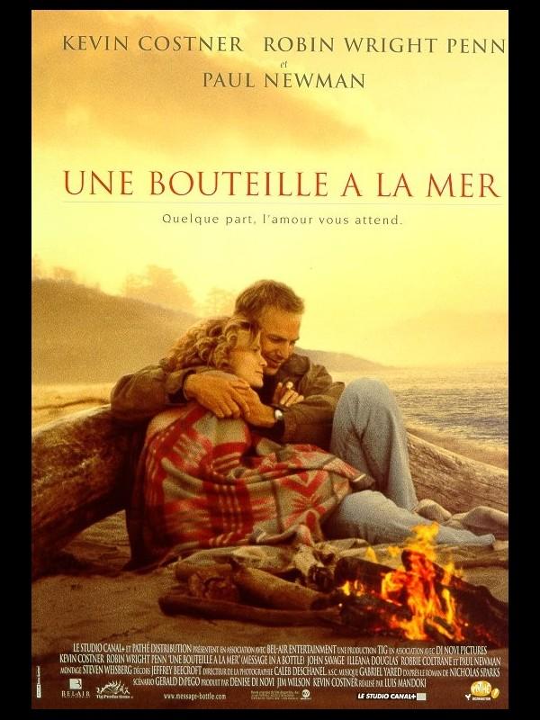 Affiche du film BOUTEILLE A LA MER (UNE) - MESSAGE IN THE BOTTLE
