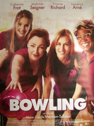 Affiche du film BOWLING (AFFICHE ROULÉE)
