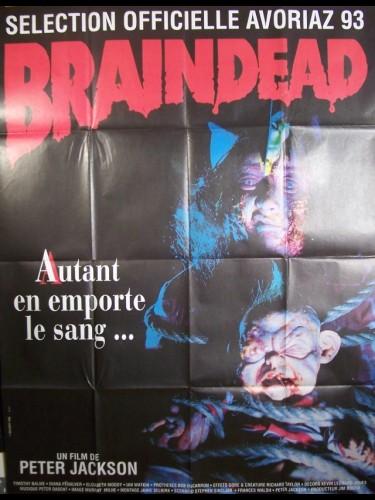 Affiche du film BRAINDEAD
