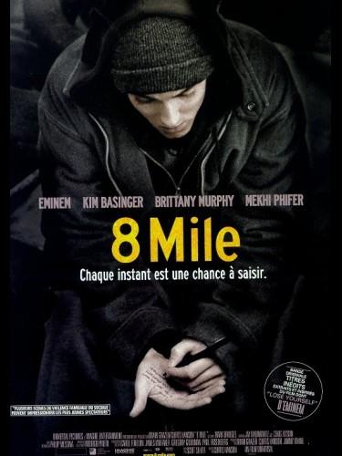 Affiche du film 8 MILE - 8 MILE