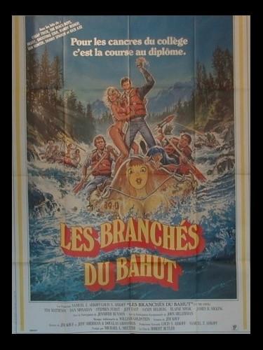 Affiche du film BRANCHES DU BAHUT (LES) - UP THE CREEK