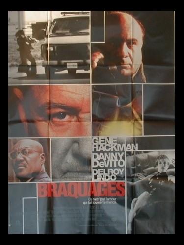 Affiche du film BRAQUAGES