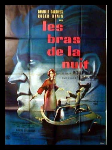 Affiche du film BRAS DE LA NUIT (LES)