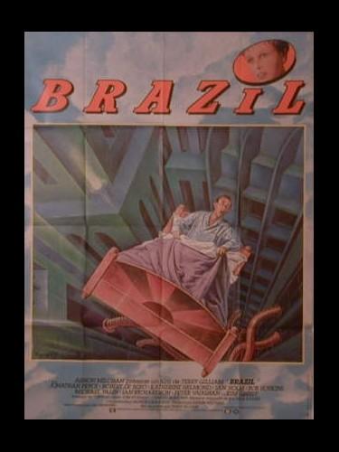 Affiche du film BRAZIL