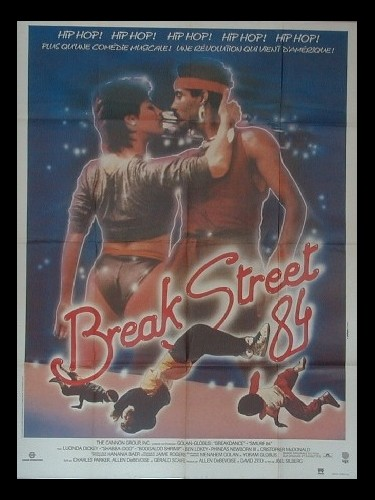 Affiche du film BREAK STREET