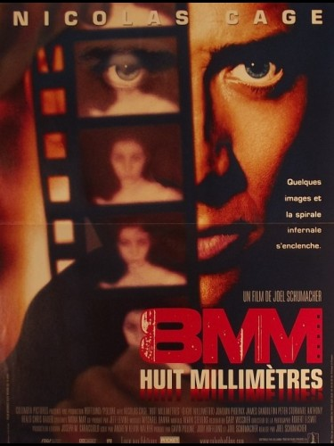 Affiche du film 8 MM