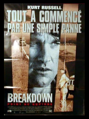 Affiche du film BREAKDOWN