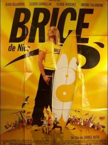 Affiche du film BRICE DE NICE