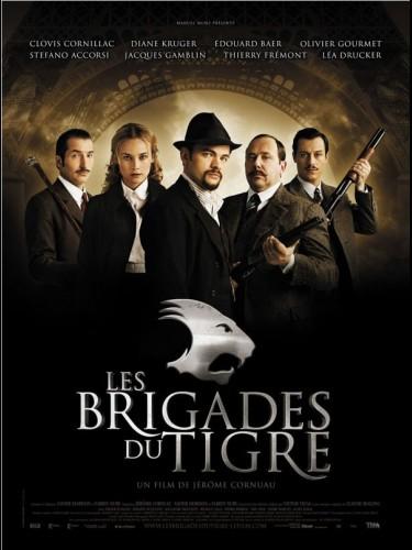 Affiche du film BRIGADES DU TIGRE (LES)
